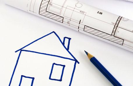 家を建てるとき